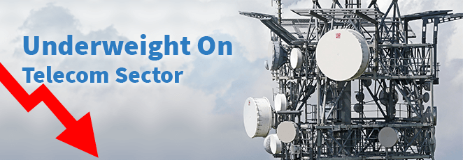 Why has the telecommunications sector remained an under-performer?